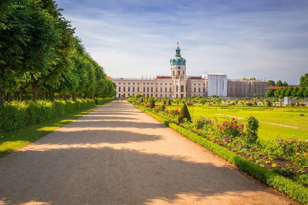 Schloss-Charlottenburg