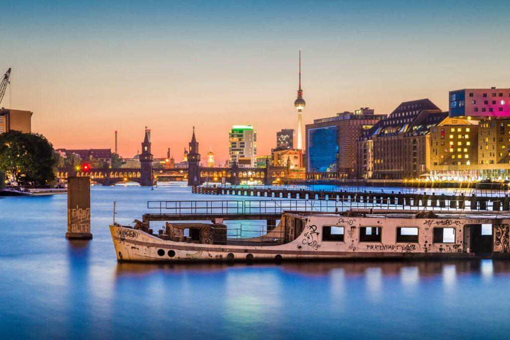 Skyline-Berlin