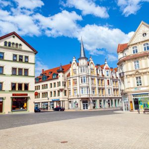 Marktplatz Gotha